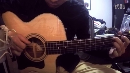 Busted Bicycle Leo Kottke - performed with Taylor 315ce LTD
