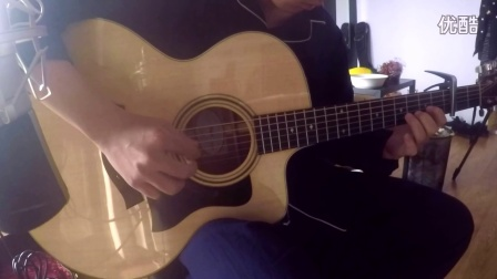 Happiness 岸部真明 - performed with Taylor 315ce LTD
