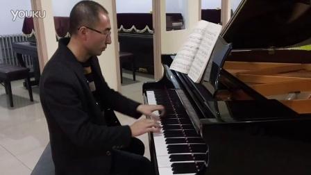 钢琴基础教程1(P74.四小天鹅舞曲)阳原哆来咪--示范