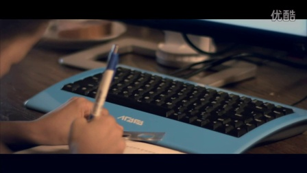智酷超级键盘一体机