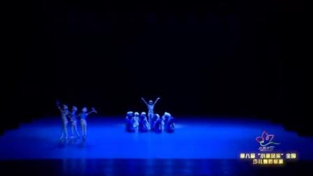 2016第八届小荷风采舞蹈《我有一个梦想》甘老师幼儿舞蹈视频大全