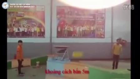越南Lac Hong Robocon 2017