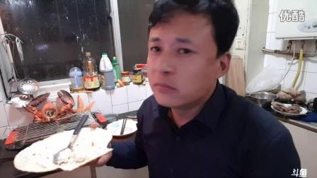 20161205 2365 斗鱼直播 斗鱼大叔 斗鱼危害大叔【威海大叔】美食直播 直播吃海鲜