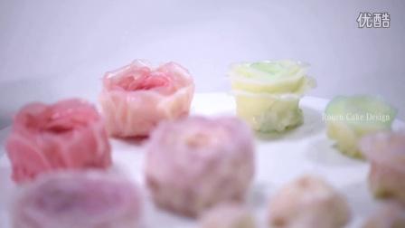 超美韩式裱花蛋糕制作方法