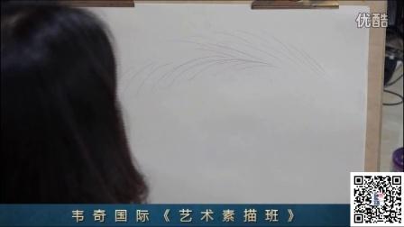 韦奇国际—成都纹绣培训艺术素描班