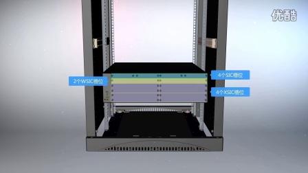 华为AR3260硬件安装&部件更换-安装单板到路由器