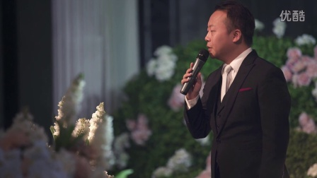 蔡风2016环球洲际婚礼开场