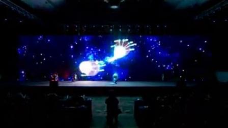 阿里巴巴 开幕式视频   琴岛影视 年会开场视频  视频互动秀