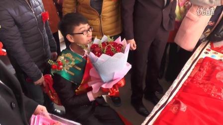 小王村佛凯家宴婚庆公司为高振宇 杜宏燕摄制的 新婚纪念影碟