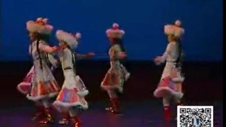 幼儿舞蹈-群舞-独舞:02.小小格桑花-来自公众号:幼师秘籍