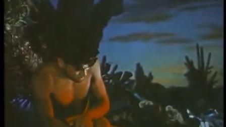 国产经典老电影《边寨烽火》1957年
