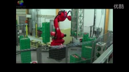 柯马机器人码垛搬运解决方案