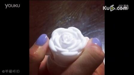 熙格3D玫瑰慕斯洁面泡沫