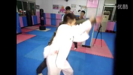 张方教练教学课程短片