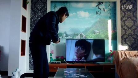 """货真价实的""""二货""""也会看这种电视,拽!"""