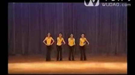 第七级3、来比高____跳跃练习-中舞网[wudao.com]