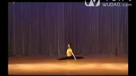 第七级4、赛龙舟____踢腿练习-中舞网[wudao.com]