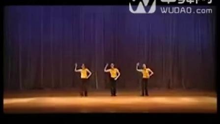 中国舞蹈家协会舞蹈考级教材(第三版)第八级 香格里拉(藏族舞)-320x240-中舞网[wudao.c