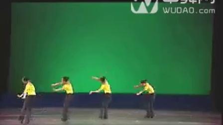 十级创编技法 卡侬练习-中舞网[wudao.com]