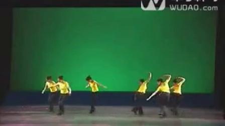 舞蹈家协会考级_第10级_05_赋格练习-中舞网[wudao.com]
