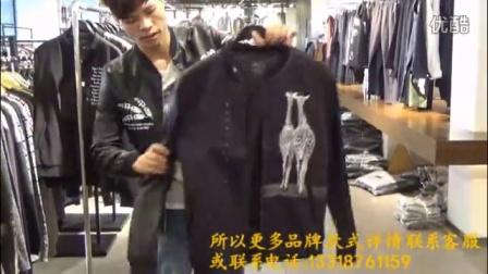 广州众多一二线品牌皮衣尾货批发只需50块