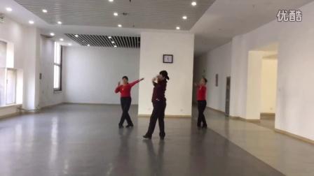 郑州王老师舞蹈(板兰花儿开)