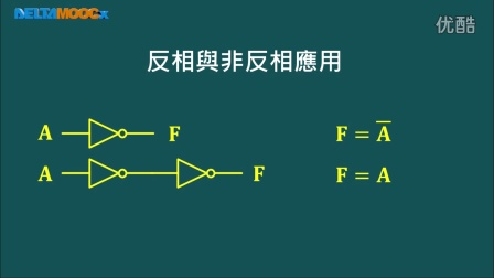 _高中_郑旺泉_数字逻辑实习_基本邏辑闸实验_非门真值表与布尔代数实验_1080_1209