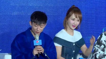 杨紫盼与张一山演情侣:现在三人中我最闹 161210