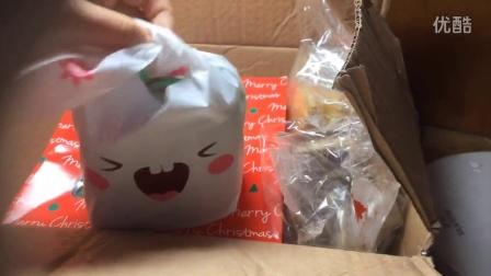 快递_圣诞饼干礼盒🎁(☆_☆)