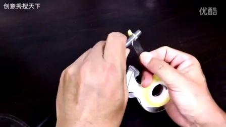史上最简易巧妙的捕鼠器,只用一个塑料杯就做得到!
