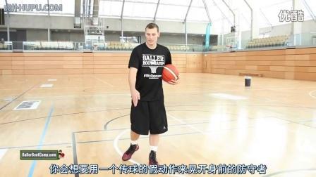 教你控卫必学的三种篮球动作
