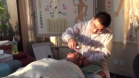 脸部排毒提升理疗视频