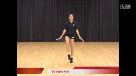 国外基础跳绳教学CANSkip Level 4