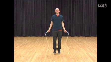 国外基础跳绳教学CANSkip Level 3