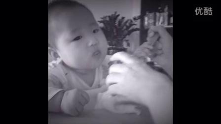 宝贝吃米糊