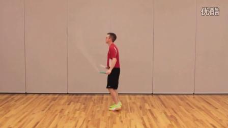 国外基础跳绳教学CANSkip Level 6
