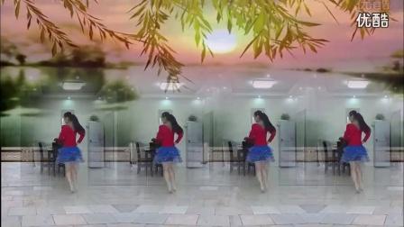 广场舞草原一枝花最炫民族风儿童舞蹈
