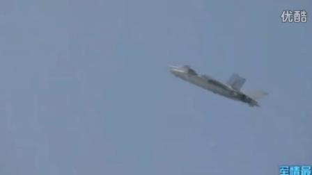 外媒:中国空军176旅已接收歼-20 进行训练测试