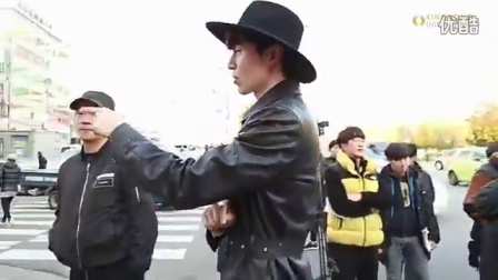 【孤单又灿烂的神-鬼怪】更新李栋旭拍摄花絮视频