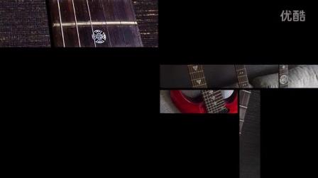 超酷炫日本产JOCKOMO吉他贴纸最新款式和定制款式