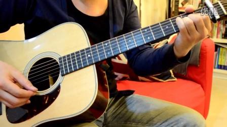 Wyres CP1253 加拿大手工吉他弦 VS 达达里奥 EXP16 琴弦 评测 使用吉他 W-Collings D2