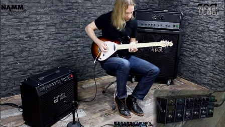 ENGL pedlas- NAMM news 2016 with Marco Wriedt