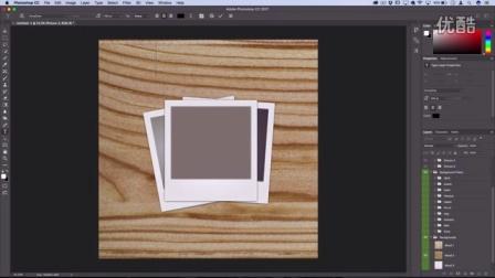 Adobe Photoshop CC 2017  新版功能演示介绍