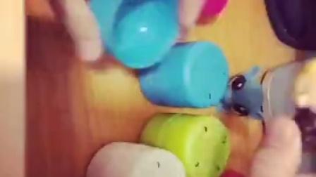 奇趣蛋 拆蛋 可捏软胶发泄公仔:小小宠物店、忍者神龟、冰雪奇缘、凯蒂猫、菲比精灵