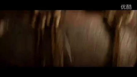 史诗巨制《指环王3:王者归来》洛汗国骑兵大战猛犸象