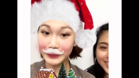 玩美FUN 耶诞欢乐特辑--- 圣诞老人糖霜饼干