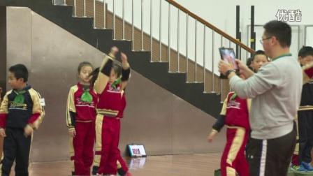 二年级体育跳上跳下20-30厘米高度陈栋长征中心小学