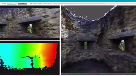ZEDfu - Real-time 3D Mapping using ZED stereo camera