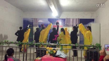 兰店基督教堂基督教复活节舞蹈不变的爱