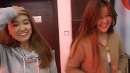 乌兹别克的漂亮姐妹竟然是宅女么?为啥对宿舍满意指数最高